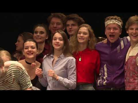 Гала-концерт XII Международного конкурса-фестиваля «Актерское мастерство языком пластики»