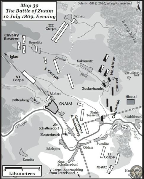 Наполеоновские войны: самое необычное сражение Война пятой коалиции принесла Огюсту Мармону не только победу над противником, впятеро превосходящим его по силам, но и маршальский жезл. «Каждую