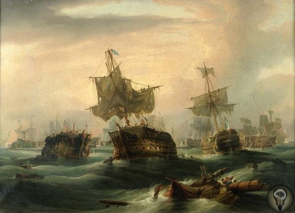 ТРАФАЛЬГАРСКАЯ БИТВА. ПОСЛЕДНЯЯ БИТВА АДМИРАЛА НЕЛЬСОНА. 21 ОКТЯБРЯ 1805 ГОДА. МИЛОРД ЭТОТ ДЕНЬ ЗА ВАМИ. Вице-адмирал Нельсон торжественно поднял на своем флагмане «Виктория» флажковый сигнал,
