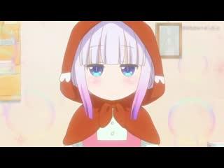 kobayashi-san chi no maid dragon, monogatari