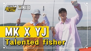 [GOT7 Golden key ep.20] Mark and Youngjae Talented fisher(막퉤형제 강태공 탄생기)