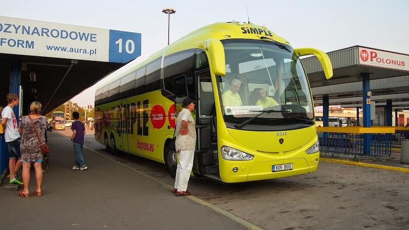 Барановичи и Варшаву свяжет автобусный маршрут