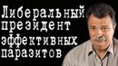 Либеральный президент эффективных паразитов ЮрийБолдырев