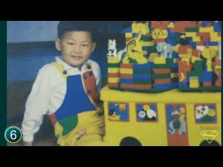 [bts -rap monster] kim namjoon predebut _ transformation from 2 to 23 years old