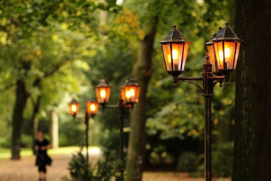 Картинки фонариков на улице