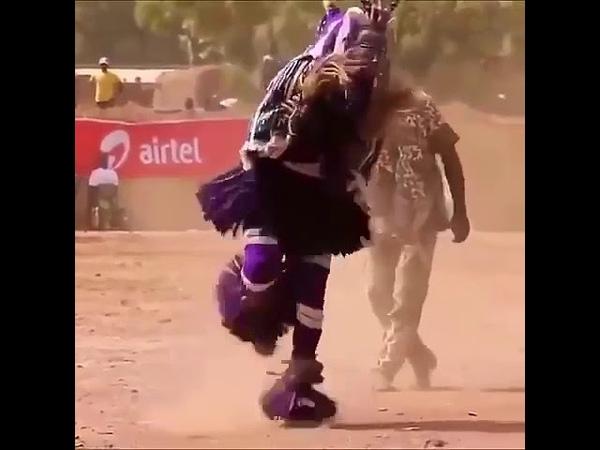 Шаманский танец Шаман танцует Папуас скачет под лучший бит Вызывает дождь Утро понедельника 😂