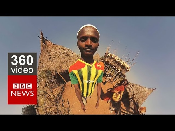 Damming the Nile in 360 video: Episode 1 - BBC News