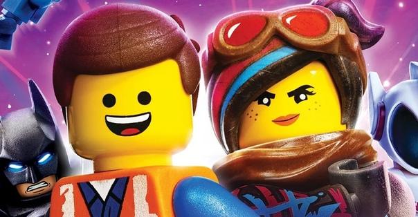 Universal подписали пятилетний контракт с Lego