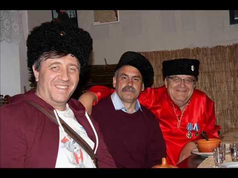 Встреча Кубанской казачьей общины в арт кафе Атаман