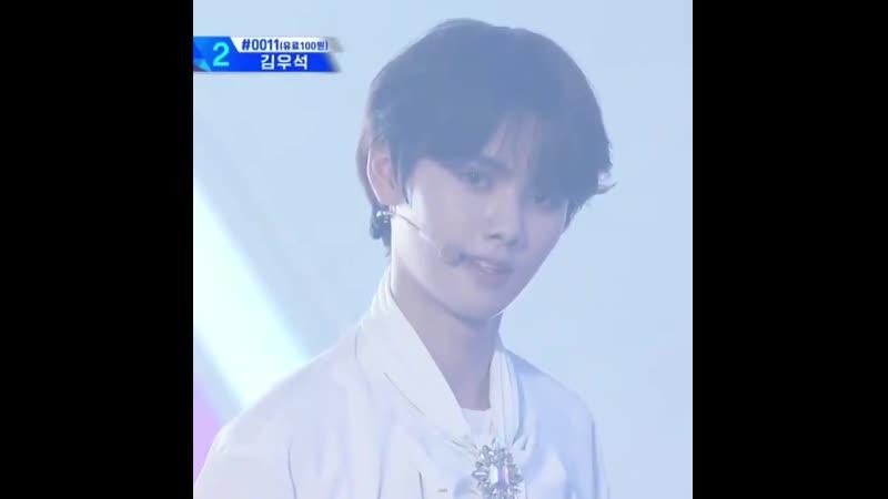 Kang minhees boyness cut