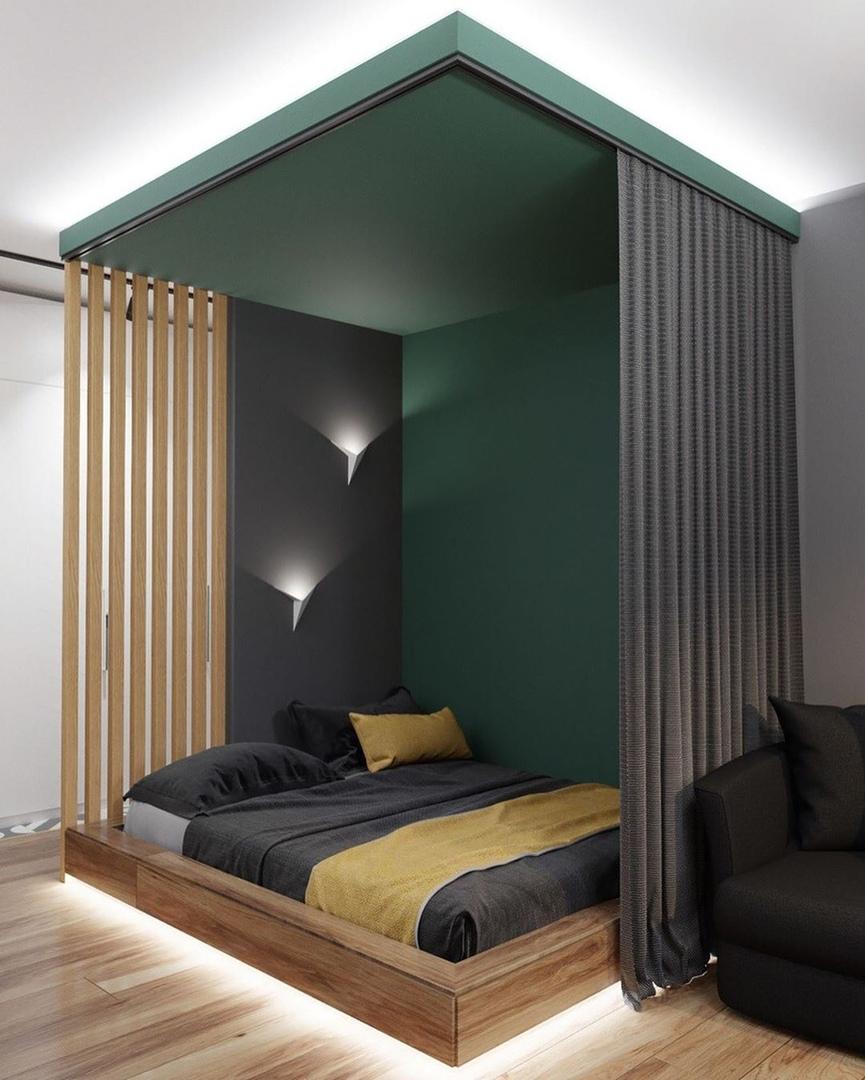 Дизайн - проект квартиры, площадь 48кв.