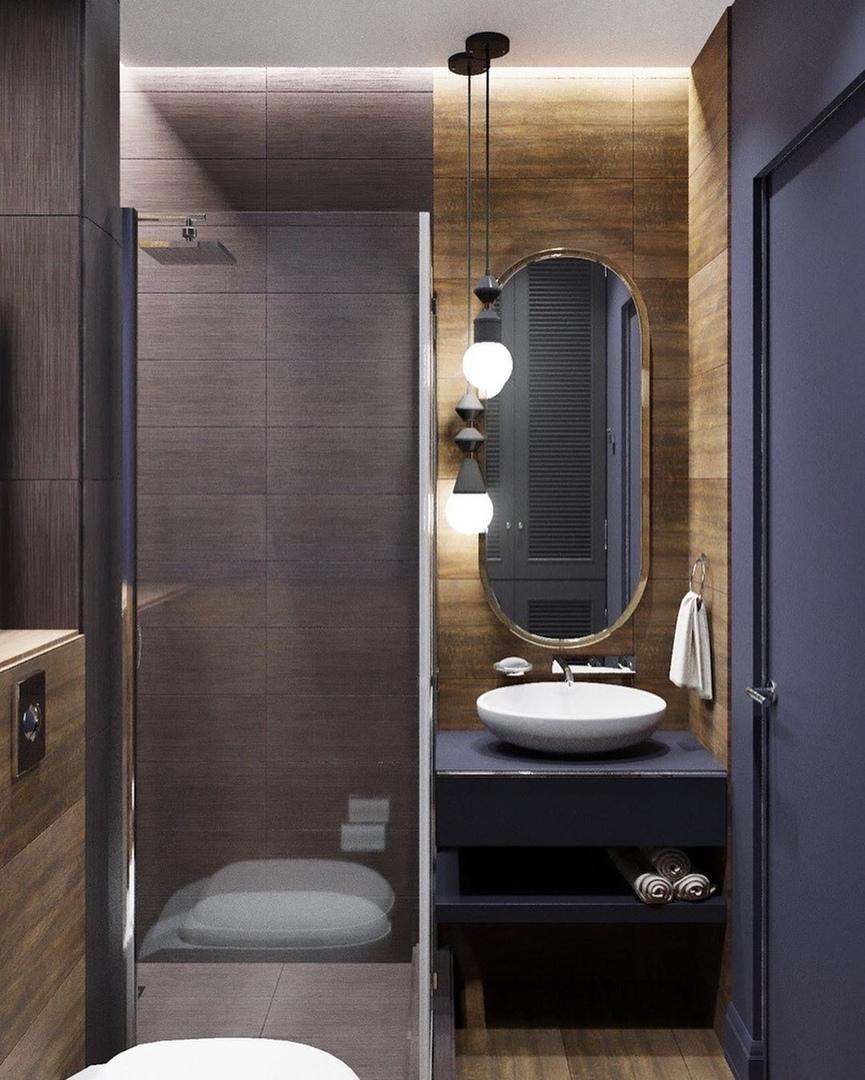 Дизайн — проект квартиры, площадь 48кв.