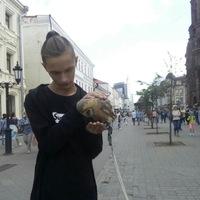 Анкета Стас Васильев