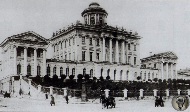 Николя Легран: француз, который перестроил Москву.