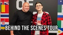 Dana White Gives Barstool Sports an Exclusive Tour of UFC Head Quarters