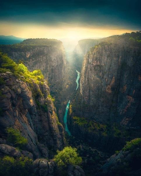 Каньон Тази, Турция