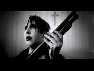Marilyn manson god's gonna cut you down (johnny cash cover)