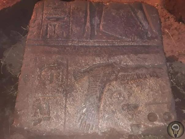 В Египте незаконно копали под храмом бога Птаха.