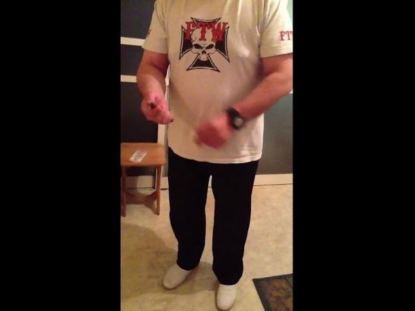 куботан-техника боя.часть 1