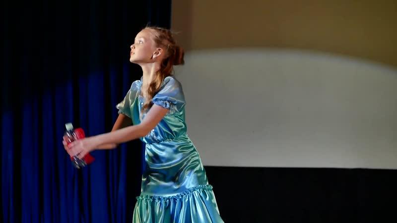Танцевальный мюзикл Алиса в Стране чудес (Студия танца DanceFit)