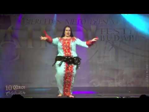 TATIANA TARASOVA Moroccan Dance / Bellydance at the CAIRO! Festival Budapest 2018
