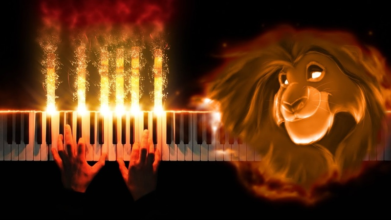 Hans Zimmer - Lion King - Mufasa's Theme (Piano Version)