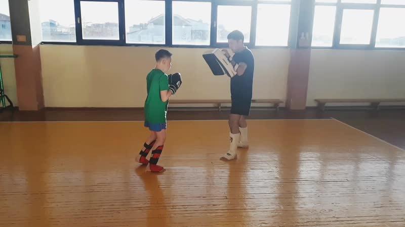 Сергей Дяглев 11 лет( Матадор , Салехард).mp4