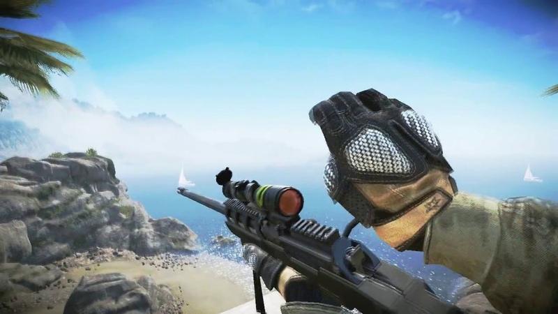 GUN SYNC INVISIBLE Warface