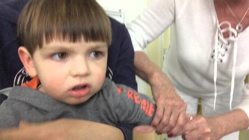 Прививки в Чехии. Наш визит к педиатру Яне Янечковой