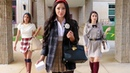 A night routine of the real life blair waldorf