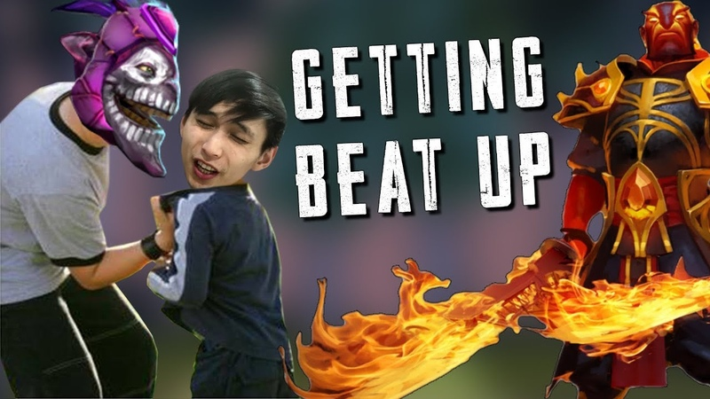 GETTING BEAT UP BY DAZZLE (SingSing Dota 2 Highlights 1386)