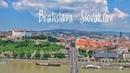 2019. Братислава 🇸🇰 за один день One day in Bratislava Guide Slovakia