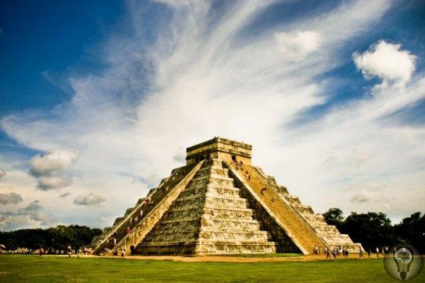 Тайна щебечущих пирамид майя
