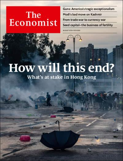 The Economist - August 10, 2019 + AUDIO Edition