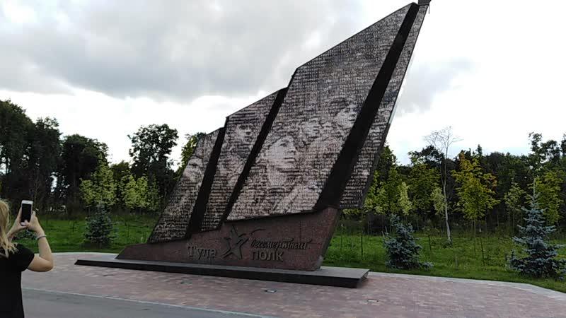 Памятник. Фото из фотографий бессмертный полк