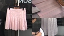 How to iron a Pleated skirt (short and accordion) tutorial プリーツスカート(ショートスカートとアコーディ 124