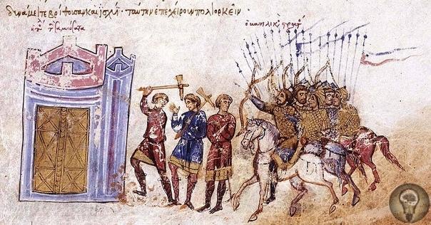 Стратегикон Маврикия Кризис в армии в середине VI века вынудил ромеев провести реформы. Вовремя появился Стратегикон главный трактат по военному делу Византийской империи. К концу правления