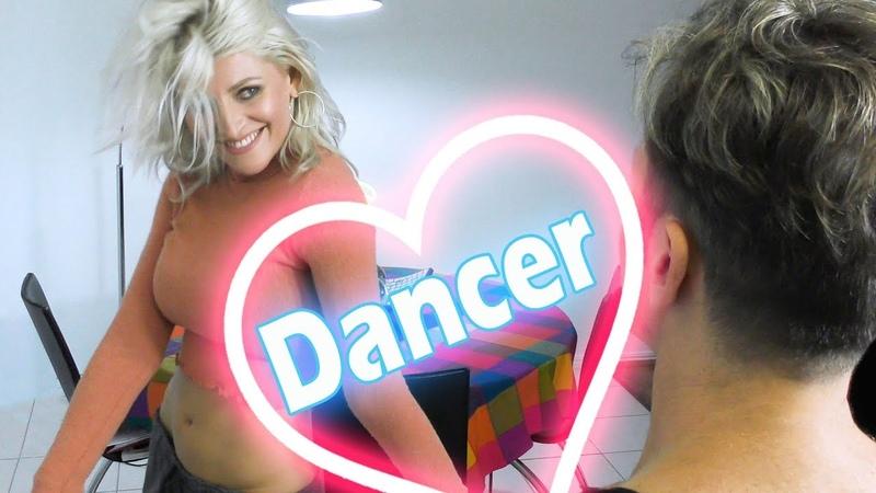 Dancer Flo Rida Jasmine Meakin Mega Jam