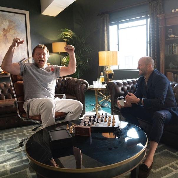 Гай Ричи анонсировал начало съемок его нового фильма с Джейсоном Стэйтемом