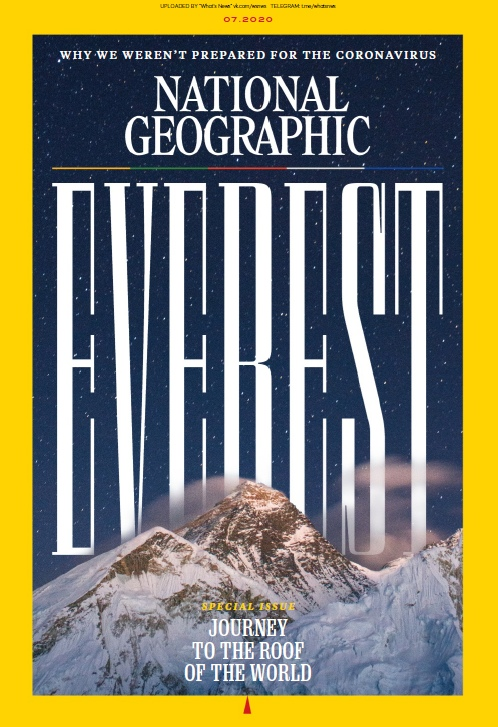 National Geographic USA - July 2020