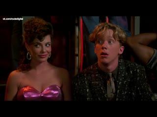 Kelly lebrock - weird science (1985) hd 1080p bluray nude? hot! watch online