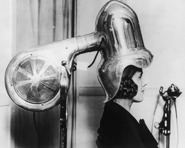 Фен для волос, 1928 год