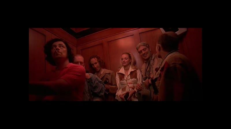 Страх и ненависть в Лас-Вегасе-Сцена в лифте(отрывок)