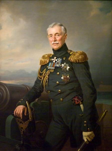 26 августа 1787 года родился адмирал Александр Сергеевич Меншиков, главнокомандующий сухопутными и морскими силами во время неудачной для России Крымской войны