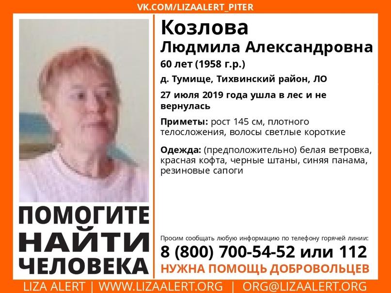 Как пенсионерка провела пять дней в лесу и чудом была спасена в Тихвинском районе ПСО, поисковики, пенсионерка, Людмила, Ленинградская область