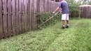 30 minutes of timelapse weed whacking