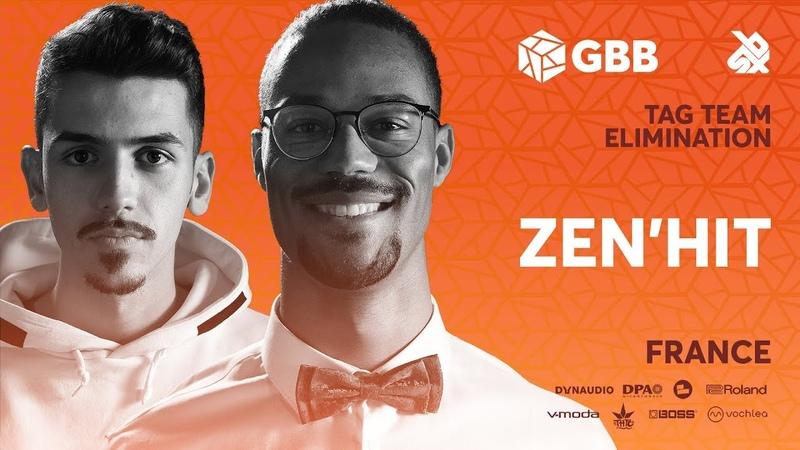 ZEN'HIT   Grand Beatbox Battle 2019   Tag Team Elimination