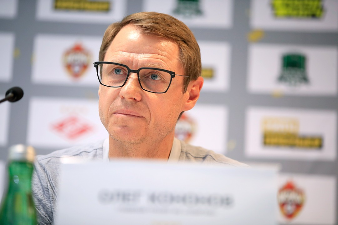Олег Кононов: Турнир в Австрии тренировочный, но победить хочется всегда
