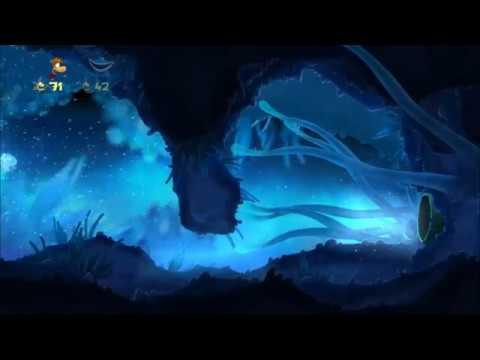Rayman Origins Тревожная Бездна БОСС Глубинный Марри