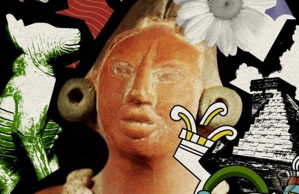 Мифы народов мира: принцесса Сак-Никте, легенда Майя.